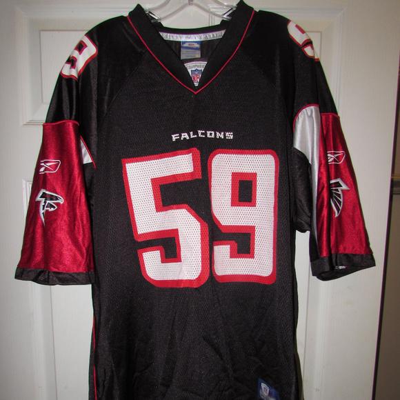 pretty nice 3413f 7bf20 Atlanta Falcons Reebok NFL Football Jersey Large